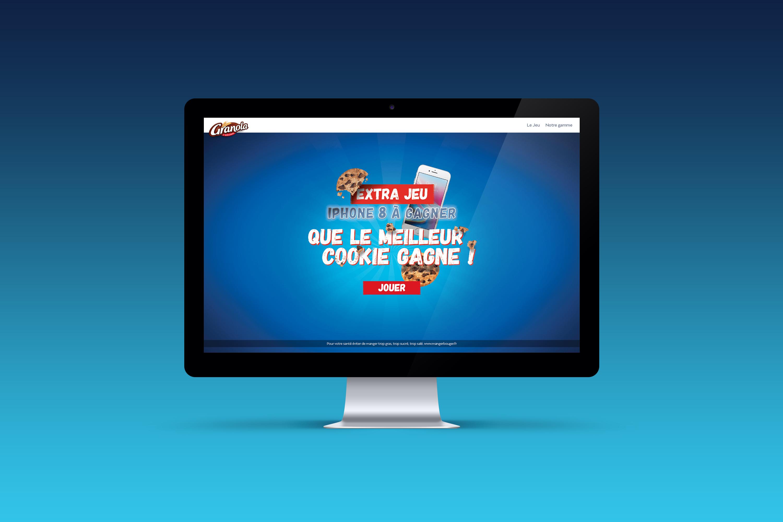 Granola site internet Nouvelle-Calédonie