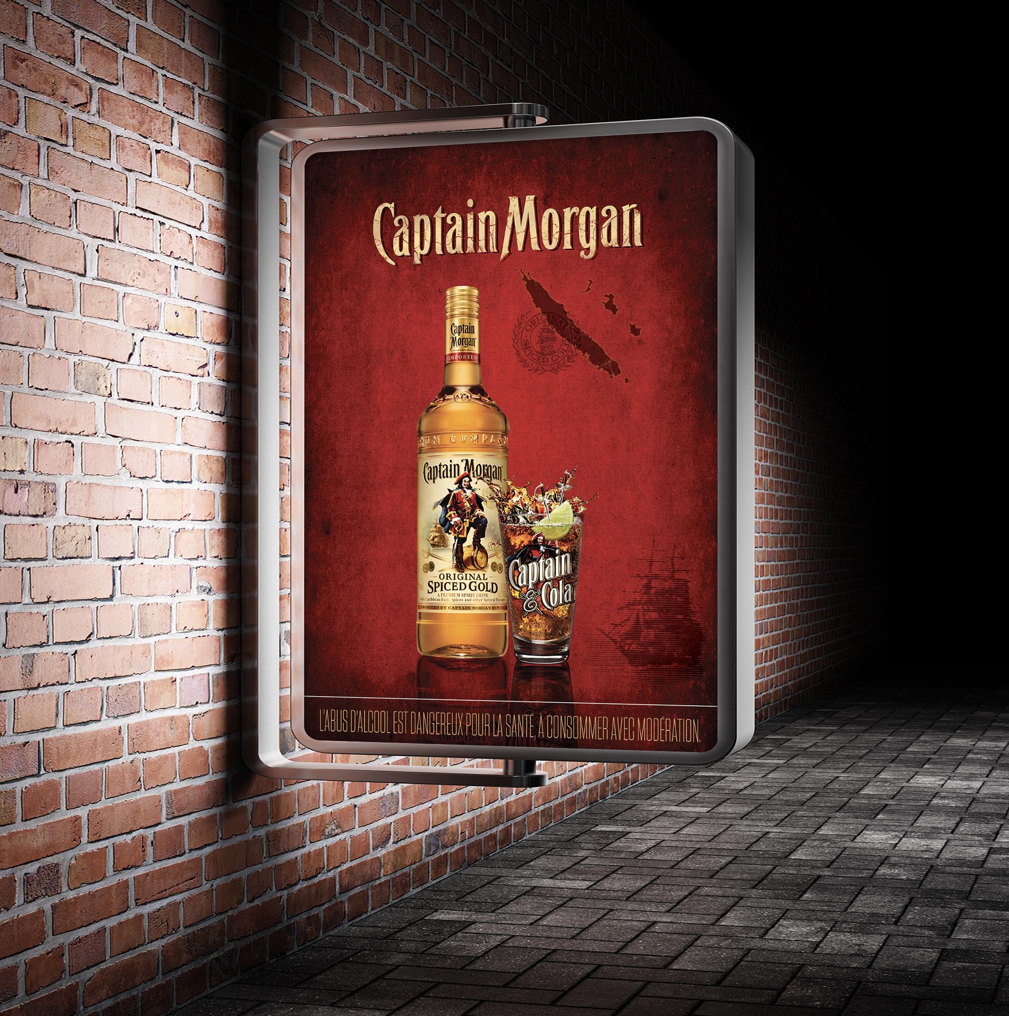 Captain-Morgan-Alcool-Rhum-Publicite-Panneau