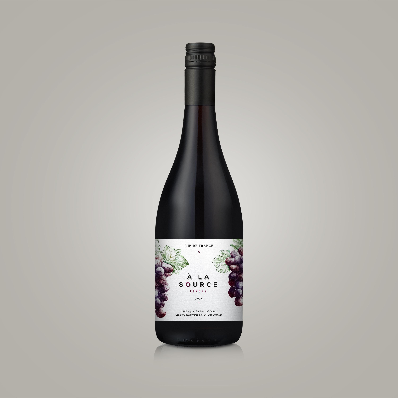 Chateau-Peyrat-Packaging-Etiquette-Bouteille-vin