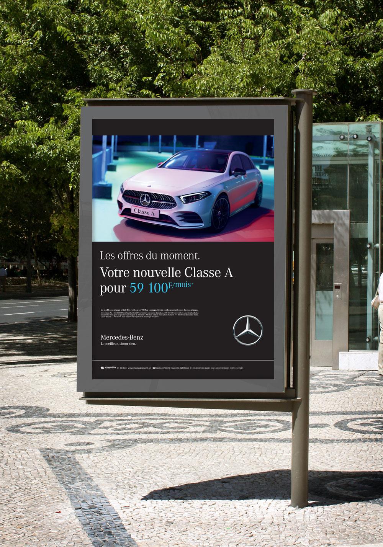 Coup d'Ouest - Mercedes-Benz - Evénementiel