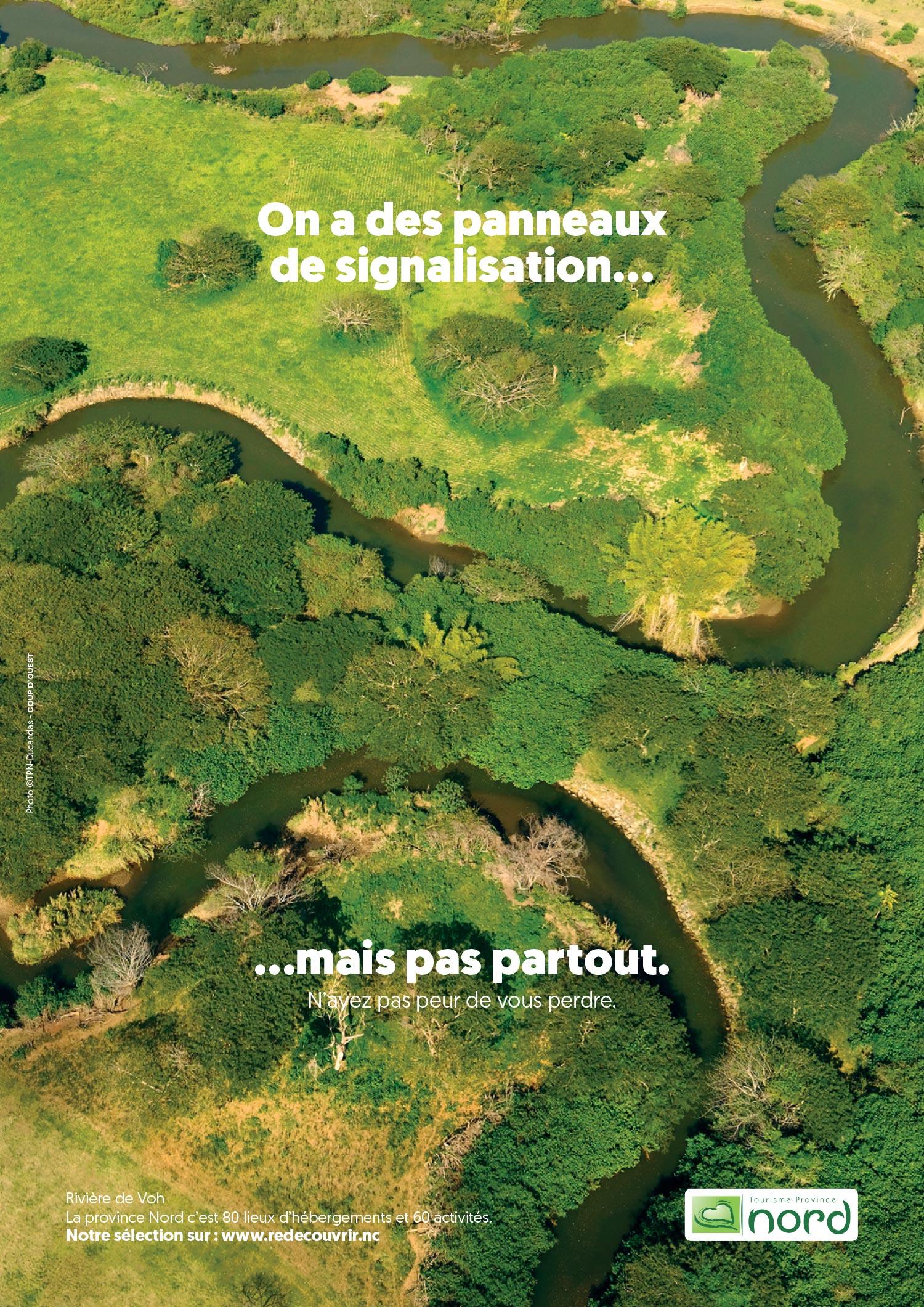 Coup d'Ouest - Tourisme Province Nord