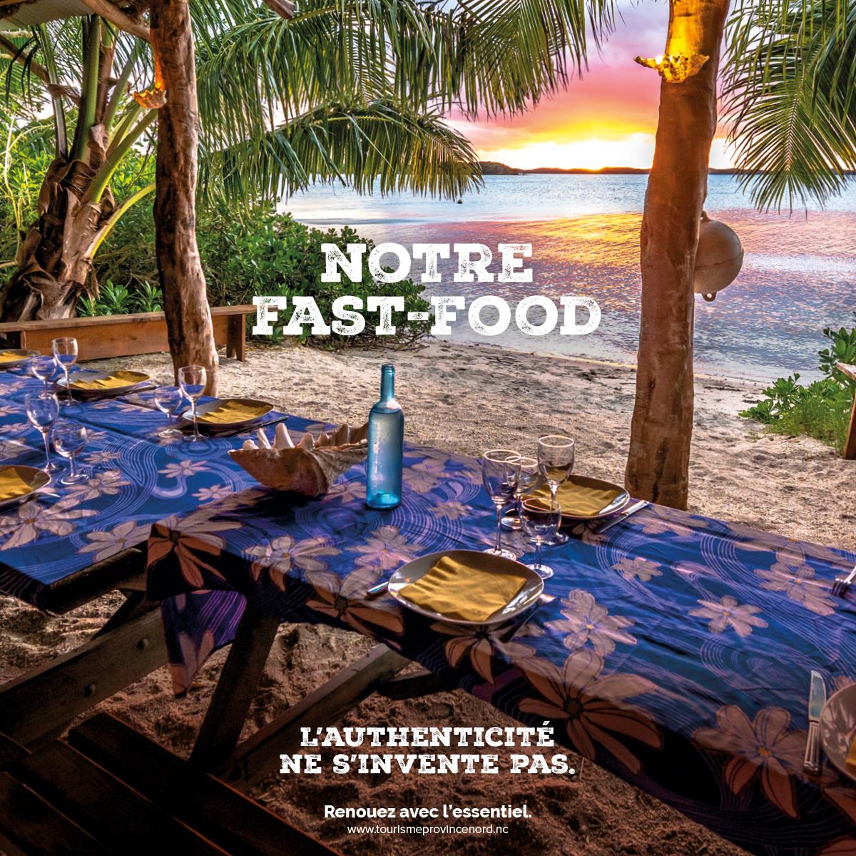 Coup d'Ouest - TPN - Notre fast-food
