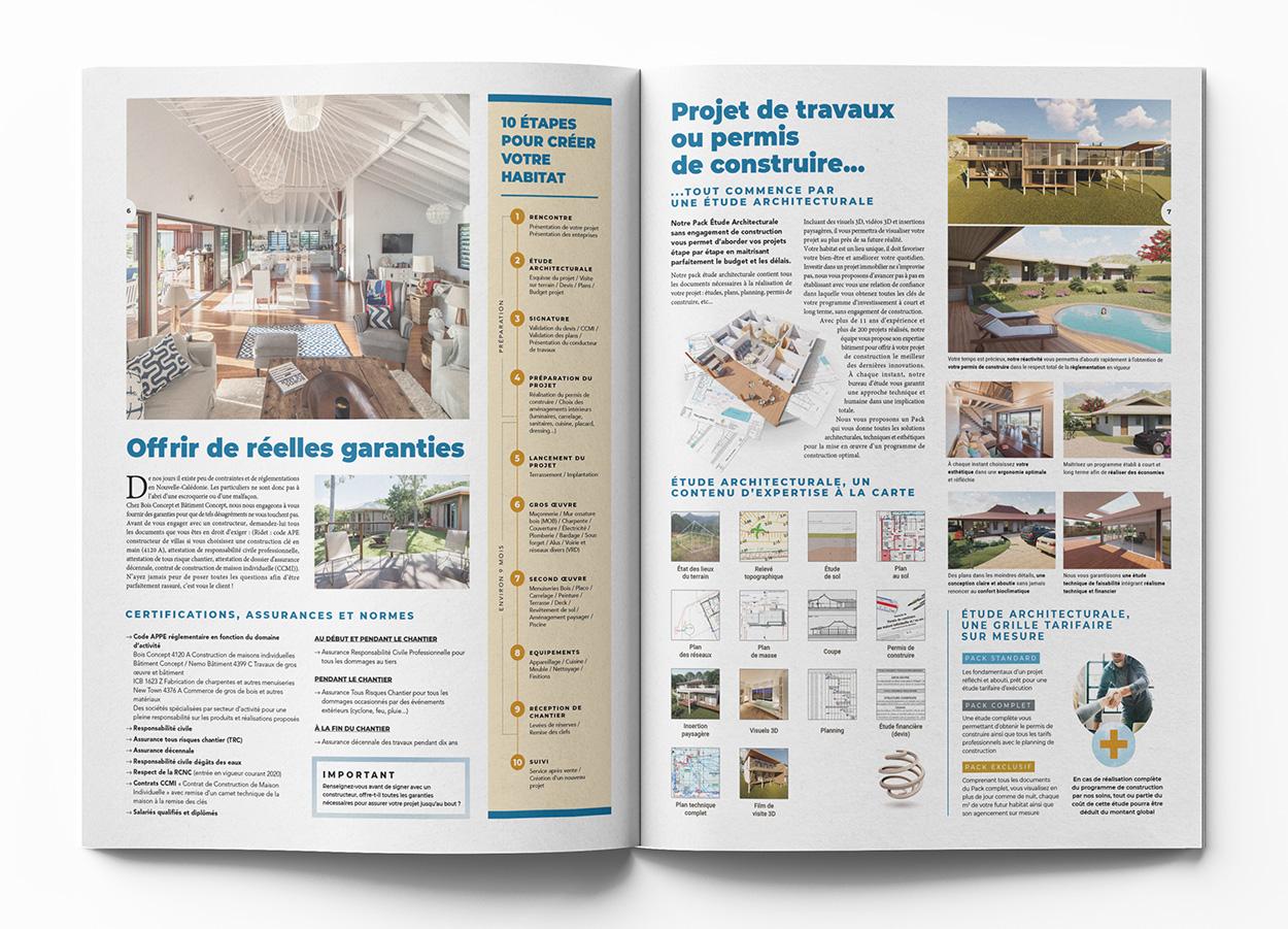 Agence Coup d'Ouest-Nouméa-édition-catalogue Bois Concept 4